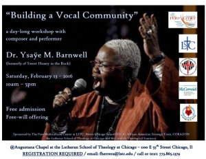 vocal community