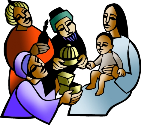 Icon1 Epiphany Day 01 (Color) (Clip Art)