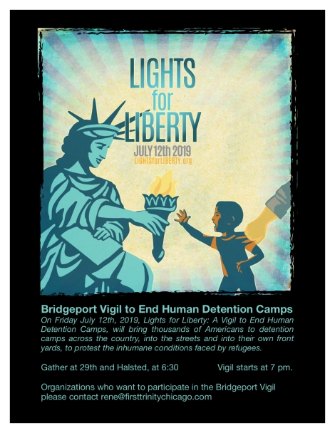 Bridgeport Vigil 2019
